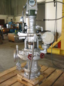 Rebuild of Coppus turbine with upgraded governor.