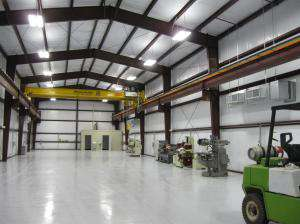January 2012 Final completion of 6,000 sq. ft . climate controlled faci lity